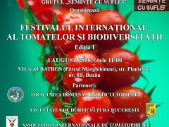 Festivalul international Tomate